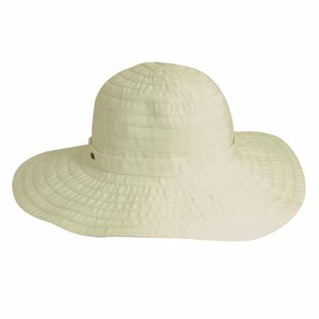 Scala Ribbon Crusher Sun Hat