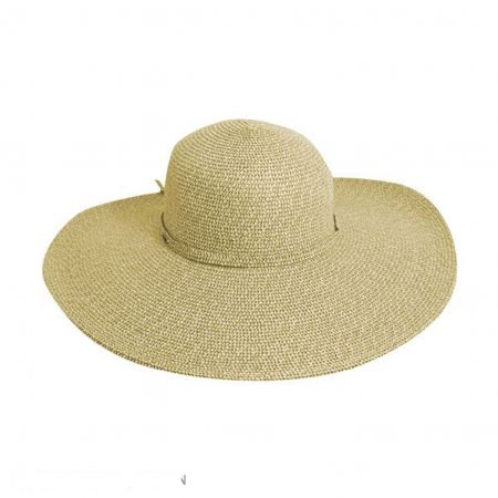 Scala PB 5 Inch Brim Floppy Hat