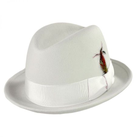 Golden Gate Hat Company Rocky in White