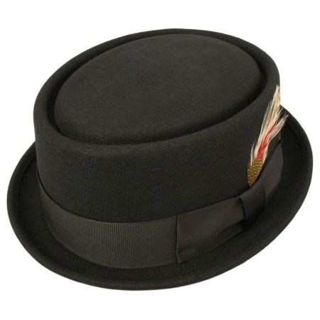 Golden Gate Hat Company Toledo Pork Pie Hat