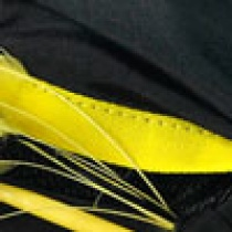 Size: OS - Yellow/Black