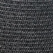 Size: 7 3/4 - Black