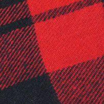 SIZE: CHILD - Red/Black