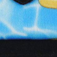 SIZE: ADJUSTABLE - Blue