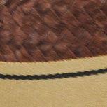 SIZE: XL - Brown/Gold