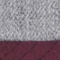 SIZE: ADJUSTABLE - Gray/Burgundy