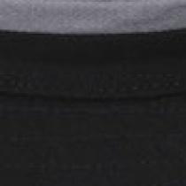 SIZE: M - Black/Gray