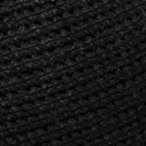 SIZE: 7 5/8 - Black