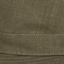 SIZE: 7 3/8 - Olive Green