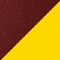 SIZE: ONE SIZE FITS MOST - Maroon/Gold