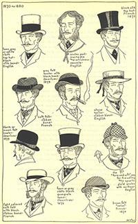 ca95b66e257 History of Hats - Village Hat Shop